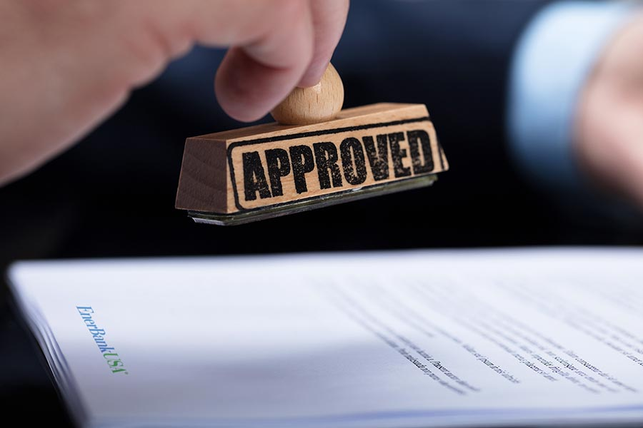 EnerBank approvals