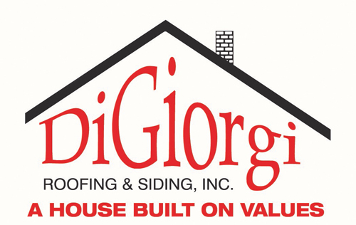 Digiorgi roofing and siding logo