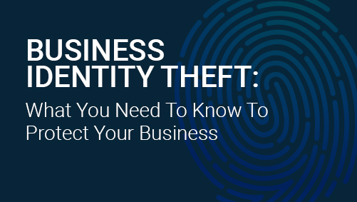 business identity theft